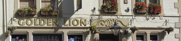 Golden Lion, Lancaster - Quiz HQ.
